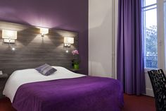 The Comfort Hotel Actuel Chambéry Centre is located in the center of Chambéry. It's a modern and colorful hotel! #Chambéry #Savoy #Hotel #Comfort #Mountains http://www.choicehotels.fr/fr/comfort-hotel-actuel-chambery-centre-chambery-hotel-fr485