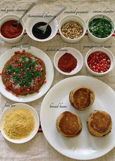 dabeli - mumbai street food