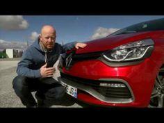Test of Renault Clio R.S. #renault #clio