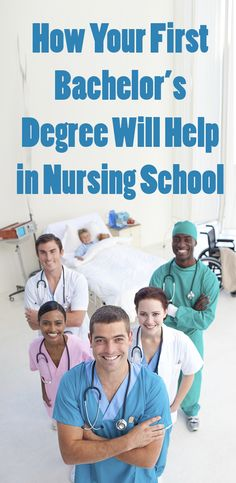 How Your First Bachelor's Degree Will Help in Nursing School