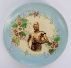 Dishes from a Galaxy Far, Far Away