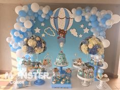 the little known secrets to baby shower ideas for girls themes 10 - Site Today Baby Shower Decorations For Boys, Boy Baby Shower Themes, Unique Baby Shower, Baby Shower Balloons, Baby Shower Centerpieces, Baby Shower Parties, Baby Boy Shower, Baby Boy Birthday Decoration, Tsumtsum