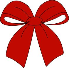 Free Bow Clipart #3961