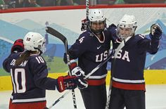 U.S. Women's Hockey Team Will Boycott World Championship Tournament Over Fair Pay | The Huffington Post