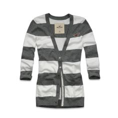 LOVE. I'm really loving that Hollister is coming out with these long cardi's in all kinds of colors!!!