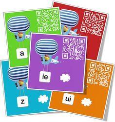 Download gratis QR-code kaarten voor het basisonderwijs. Gratis QR-code kaarten. O.a. digitale prentenboeken