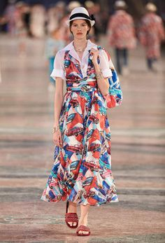 Ready-to-wear - Cruise 2016/17 - Look 71 - CHANEL