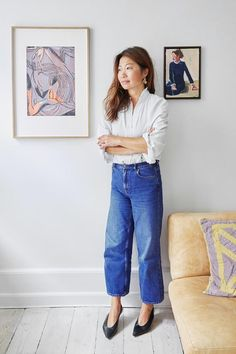 Inside the Copenhagen apartment of Art Director, Cecilie Svanberg, embodying Scandi style and full of Nordic designs, nostalgic finds and family heirlooms. Joy Inside Out, Real Living Magazine, Copenhagen Apartment, Bungalow Extensions, Colorful Apartment, Timber House, Australian Homes, Scandi Style, Nordic Design