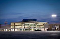 Baton Rouge Metropolitan Airport Extension,© Treasure Tolliver