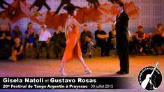 Sueño Azul - Gisela Natoli et Gustavo Rosas - Festival de Prayssac 2015 Tango Dance, Youtube, Wrestling, Orchestra, Dresses For Babies, Roses, Blue Nails, Musica, Argentine Tango