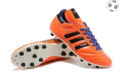 adidas Copa Mundial FG Orange Noir 2014 World Cup FT7477