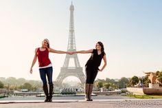 Francee and Rheanna | http://www.iheartparis.fr/francee-and-rheanna/