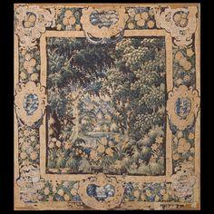 Stock Id: #20986    General Rug Type:       European    Specific Rug Type:       Tapestry    Circa: 1780    Color: Multi    Origin: France    Width: 8' 10'' ( 269.2 cm )    Length: 9' 10'' ( 299.7 cm )