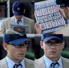 Prison Break - am I the only one who thought he looked hilarious in those glasses?