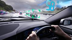 Radar-guided collision avoidance systems, infrared night vision to determine animals and pedestrians on the road ahead, and technology for the car to apply the brakes if driver doesn't respond fast enough..... just a few things that would help to decrease the deaths on the highways.