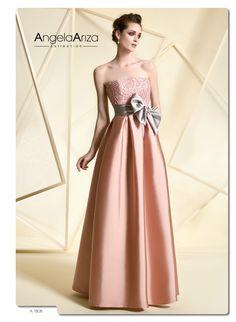 4bfabddb4 Vestidos de fiesta en el color tendencia de la temporada