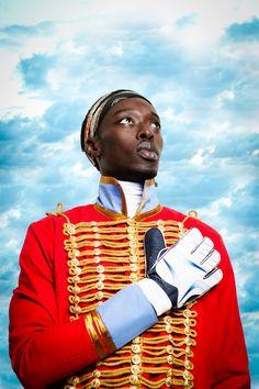Omar Victor Diop - Project Diaspora.