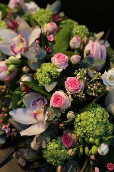 Corporate Flower Arrangement
