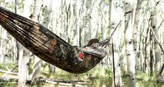 3 Reasons Why You Should Bring a Camo Hammock on Every Hunt - Wide Open Spaces