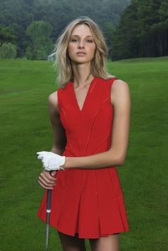 Tarzisport offers versatile modern and luxury womens golf clothing & apparel designed for golf, travel and resort wear. Shop our celebrity golf dress online Golf Costumes, Jogging, Mens Golf Fashion, Cute Golf Outfit, Sexy Golf, Golf Attire, Golf Wear, Tennis Clothes, Stunning Dresses