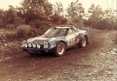 Riccardo Valentino Lancia Stratos