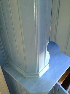 Blue Mirror, Kitchen, Blue, Furniture, Home Decor, Cooking, Decoration Home, Room Decor, Mirrors