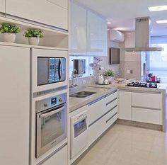 Kitchen #cocinasmodernaspequenas
