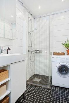 Jurnal de design interior - Amenajări interioare : Amenajare diafană și relaxată într-un apartament de numai 57 m²