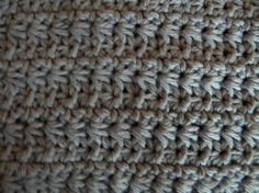 Lots of Crochet Stitches by M.