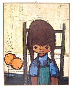 Jaklien Moerman Mädchen mit den zwei Orangen