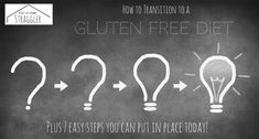 Have you wanted to ditch gluten from your diet, but not sure where to start? This post explains all yuo need to know about transitioning to Gluten free, as well as seven of my top tips for making it as painless and easy as possible! With these tips for going gluten free you can start today! Read more @ stayathomestraggler.com