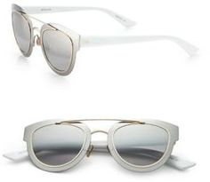 Dior Chromic 47MM Cat's-Eye Sunglasses - $515.00