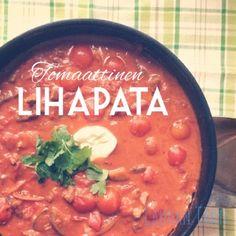 LAURAN TÄHTI: Tomaattinen lihapata