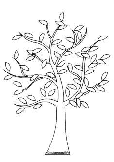 fall art projects for kids Sonbahar boyama sayfas aa sonbahar etkinlikleri ve okul ncesi sonbahar almas sayfalar, sonbahar etkinlii boyama sayfas planlar rnei paylam konusu eit Drawing For Kids, Art For Kids, Landscape Drawing Tutorial, Leather Photo Albums, Fall Coloring Pages, Fall Art Projects, Tree Quilt, Hand Art, Autumn Art