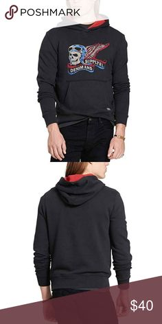 b1c61772511ca1 Shop Men s Ralph Lauren Black Red size XL Sweatshirts   Hoodies at a  discounted price at Poshmark. Description  Cotton Imported Size Type   Regular Style  ...