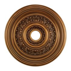 Elk Lighting English Study 24-inch Medallion in Antique Bronze