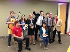 Parks and recreation costume