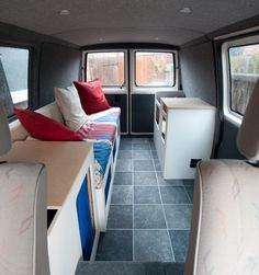 Van to Basic Camper build - Page 9 - VW T4 Forum - VW T5 Forum
