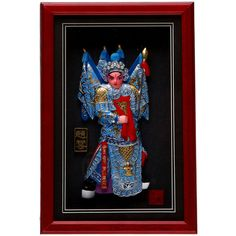 Decoration Arts crafts girl gifts get married The Peking Opera picture frame table five - Zhao Yun Home Furnishing hotel office. Yesterday's price: US $47.80 (39.53 EUR). Today's price: US $36.33 (30.04 EUR). Discount: 24%.