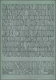 Cover of the catalogue for Nine Canadian Artists / Kanadische Künstler, Kunsthalle, Basel. Canadian Artists, Landscape Paintings, Book Art, Basel, Life, Cover, Landscape, Landscape Drawings