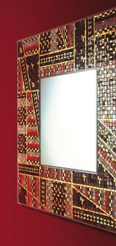 #SICIS #Mirror #Mosaic #Tile #Interiors #Art