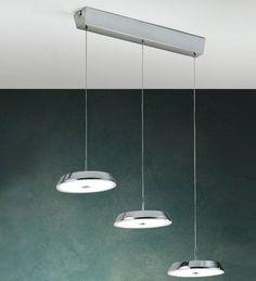 L mparas de techo on pinterest jokers led and satin - Ver lamparas de techo modernas ...
