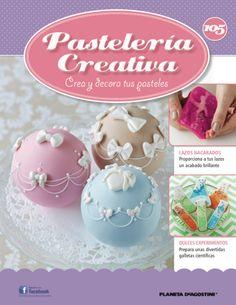 Fascículo número 105 de Pastelería Creativa