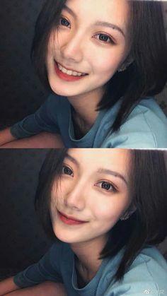 Short Hair Aesthetic Part 21 - Visit to See More - AsianGram Girl Short Hair, Short Girls, Cute Girl Face, Cool Girl, Thick Hair Styles Medium, Korean Short Hair, Shot Hair Styles, Uzzlang Girl, Aesthetic Girl