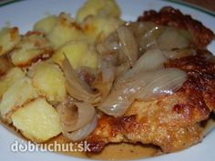Discover recipes, home ideas, style inspiration and other ideas to try. Czech Recipes, Russian Recipes, Ethnic Recipes, Pork Recipes, Cooking Recipes, Macaroni And Cheese, French Toast, Breakfast