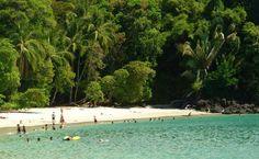 Costa Rica Beaches Manuel Antonio