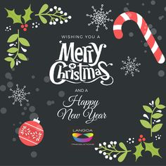 LANGOA TRANSLATIONS wishes you a very Merry Christmas!!!