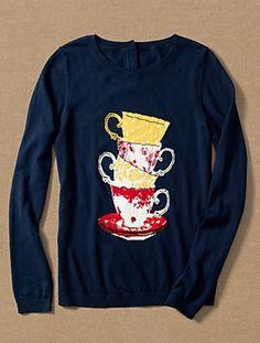 Comfy Teacup Sweater