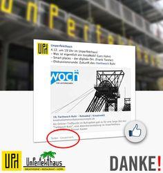 Daumen hoch fürs @Unperfekthaus http://kreativekommunikationskonzepte.de/daumen-hoch-fuers-unperfekthaus/