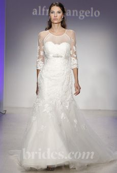 Brides: Alfred Angelo 2013 | Bridal Runway Shows